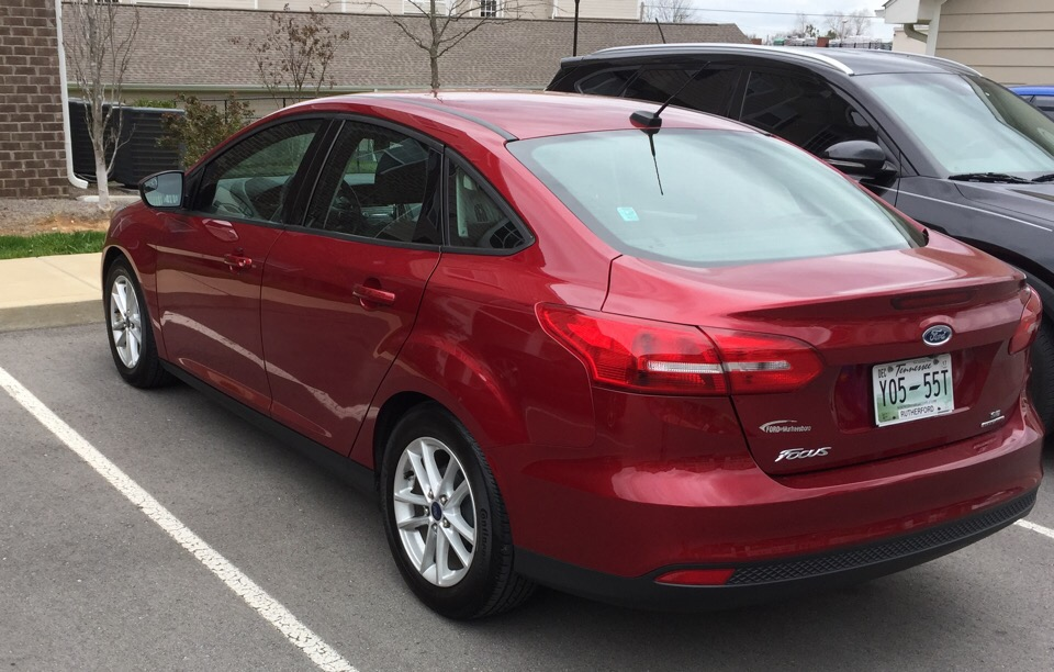 2015 Ford Focus - photo 7