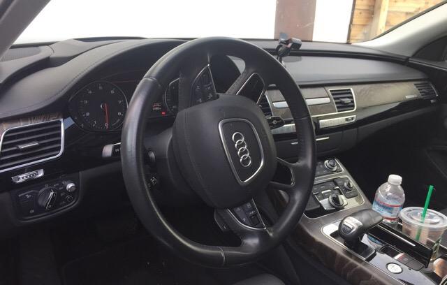 2015 Audi A8 L - photo 3