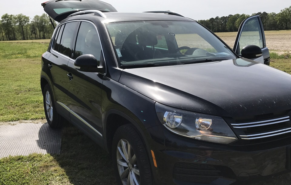 2017 Volkswagen Tiguan - photo 0