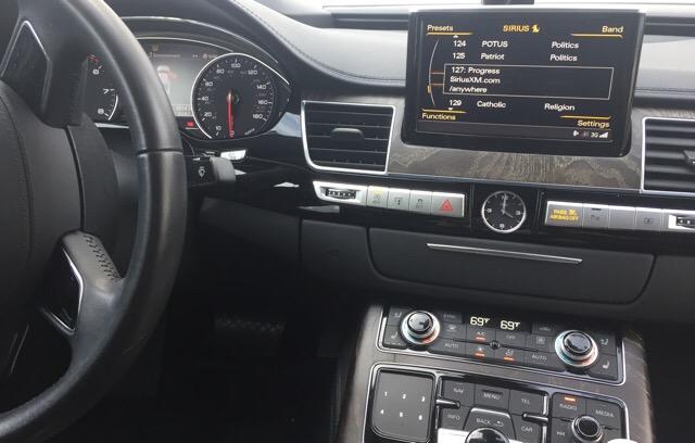 2015 Audi A8 L - photo 7