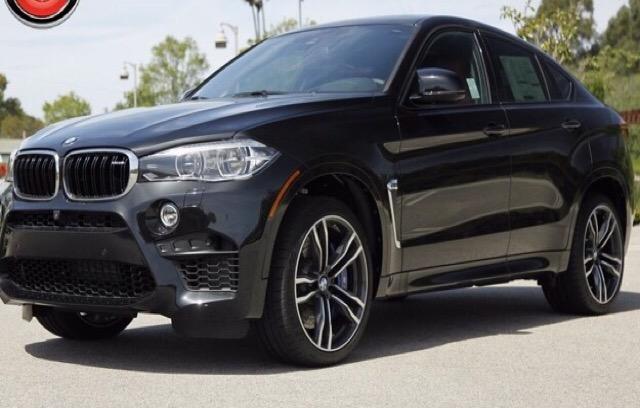 2016 BMW X6 M - photo 5