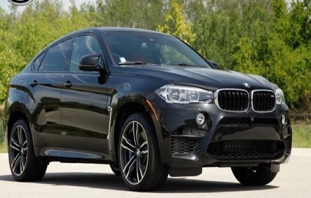 2016 BMW X6 M - photo 6