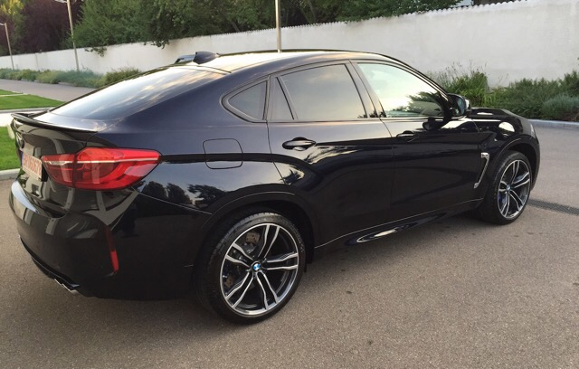 2016 BMW X6 M - photo 1