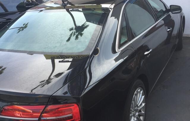 2015 Audi A8 L - photo 5