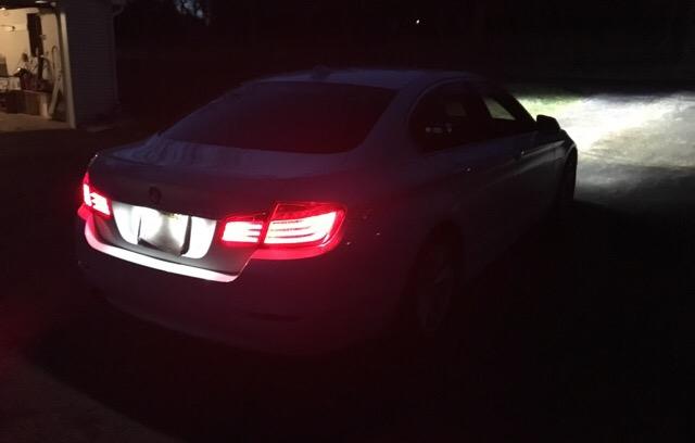 2014 BMW 5 Series - photo 11