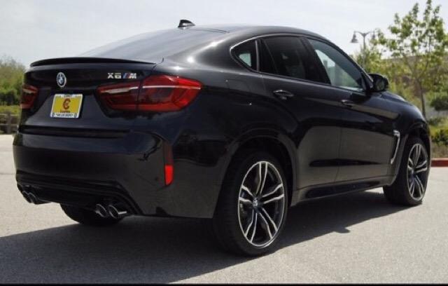 2016 BMW X6 M - photo 3