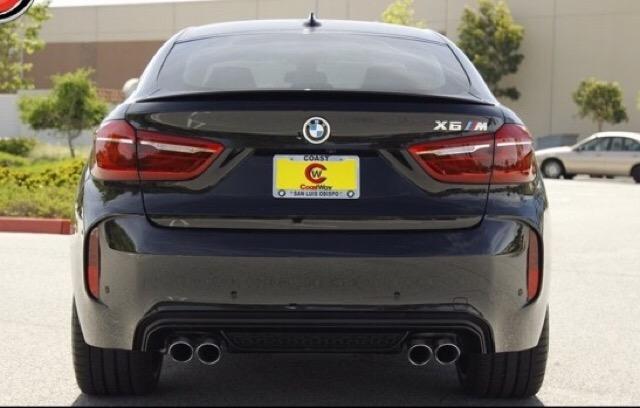 2016 BMW X6 M - photo 4