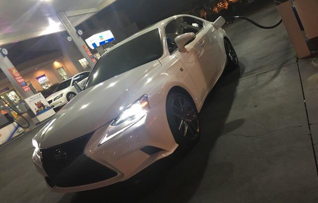 2016 Lexus IS 350 - photo 2