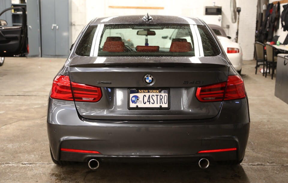 2016 BMW 3 Series - photo 1