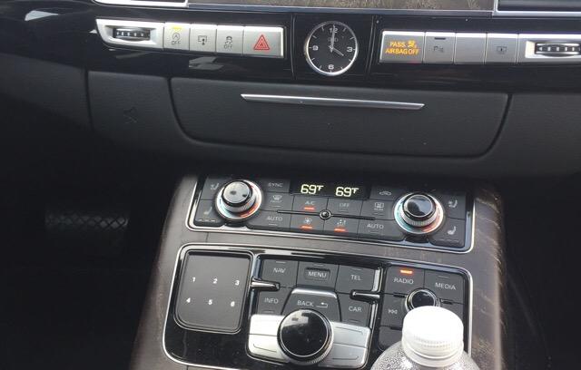 2015 Audi A8 L - photo 8