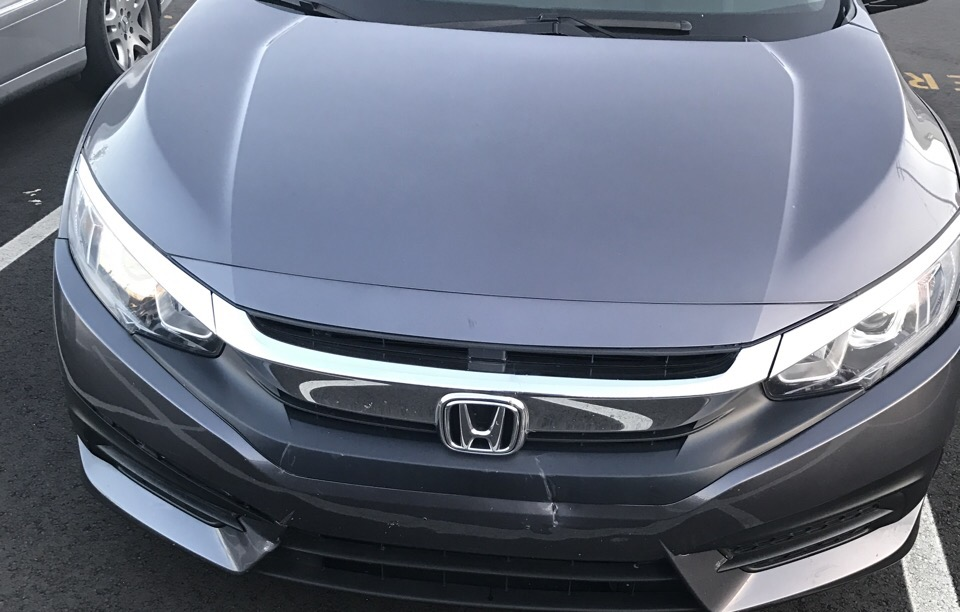 2016 Honda Civic - photo 2