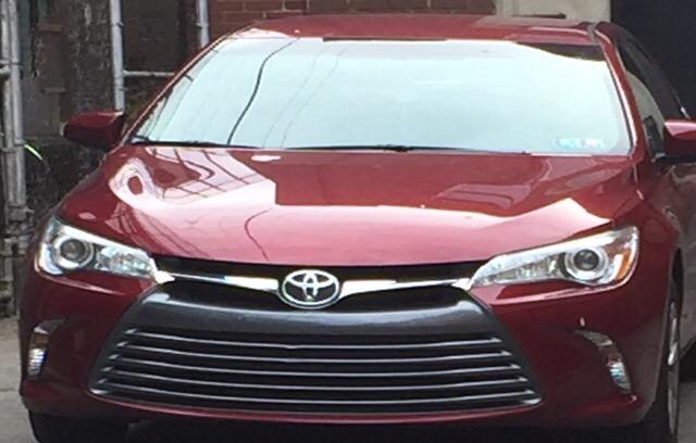 2015 Toyota Camry - photo 0