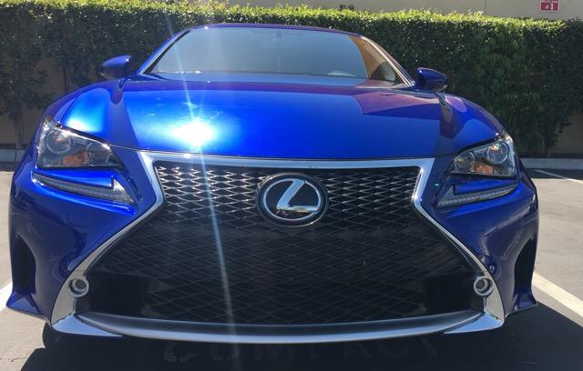 2015 Lexus RC 350 - photo 5