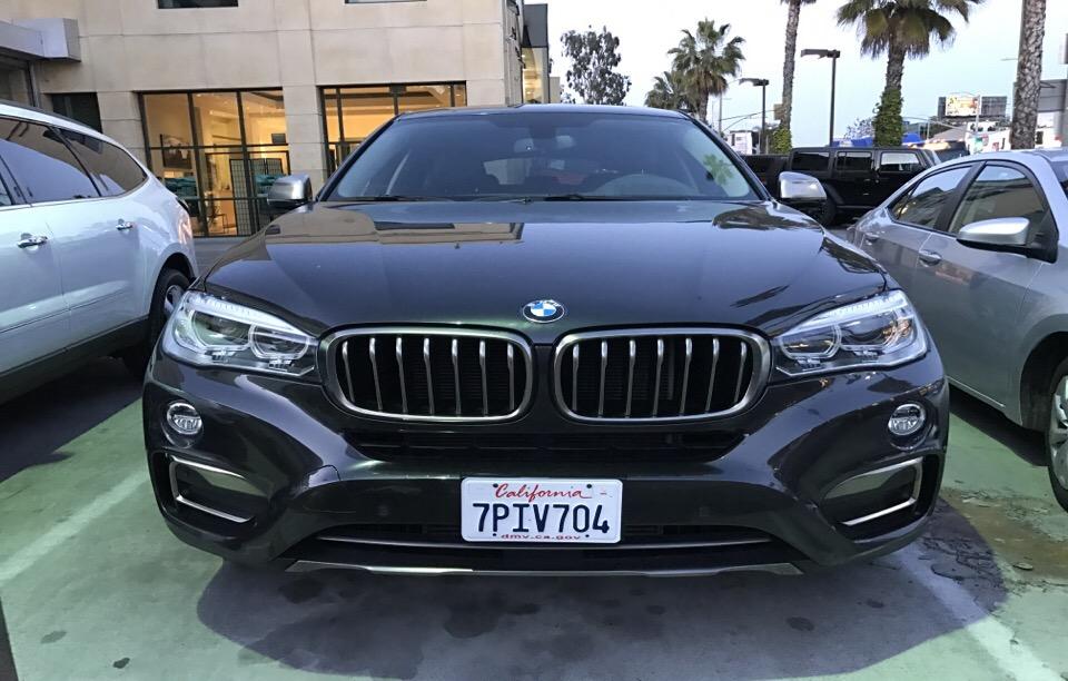 2016 BMW X6 - photo 1