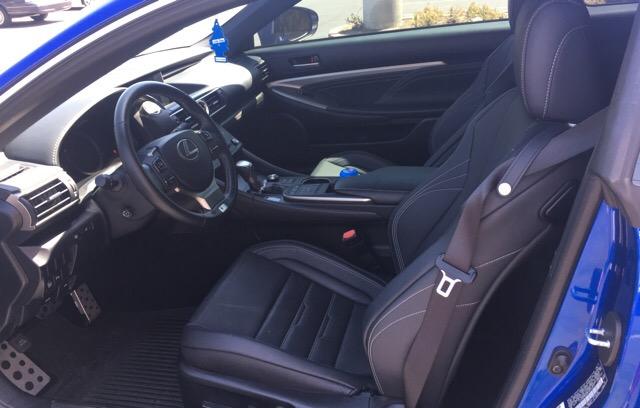 2015 Lexus RC 350 - photo 6