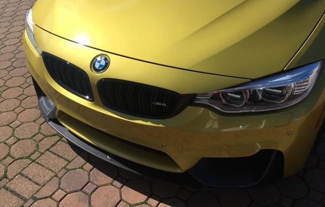 2016 BMW M4 - photo 1