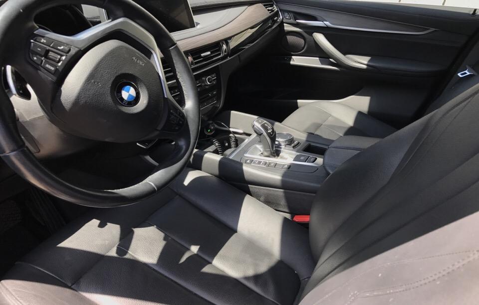 2016 BMW X6 - photo 5