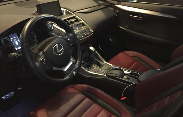 2016 Lexus NX 200t - photo 1