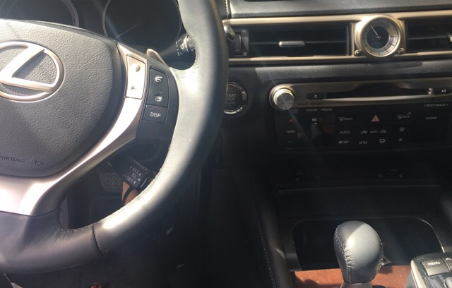 2015 Lexus GS 350 - photo 2