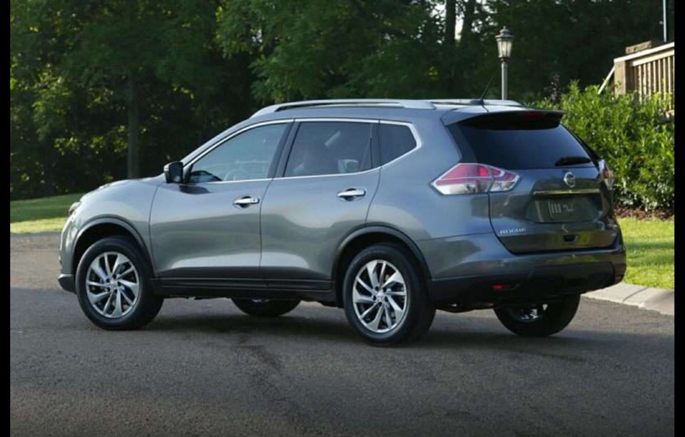 2016 Nissan Rogue - photo 1