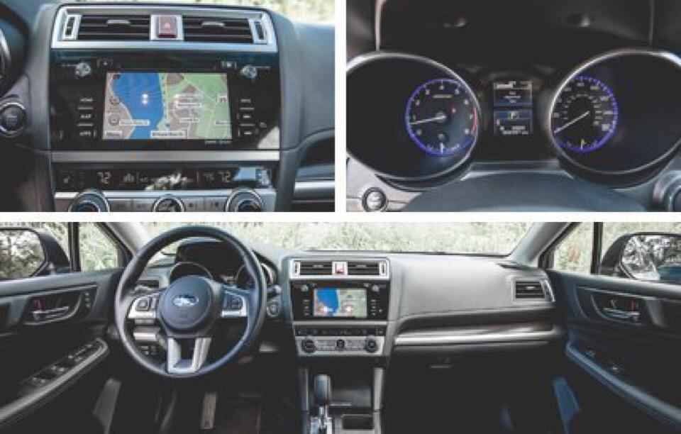 2016 Subaru Legacy - photo 1
