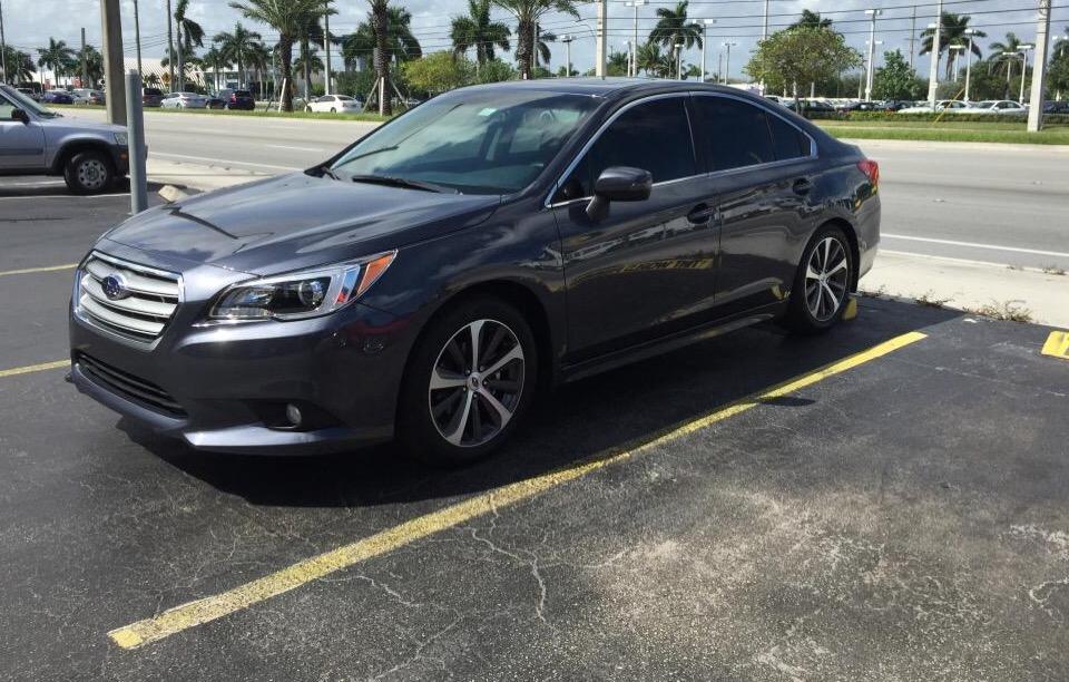 2016 Subaru Legacy - photo 0
