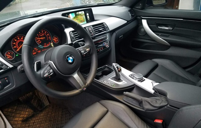 2016 BMW 4 Series - photo 8