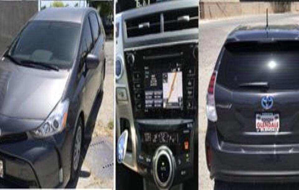 2017 Toyota Prius v - photo 1