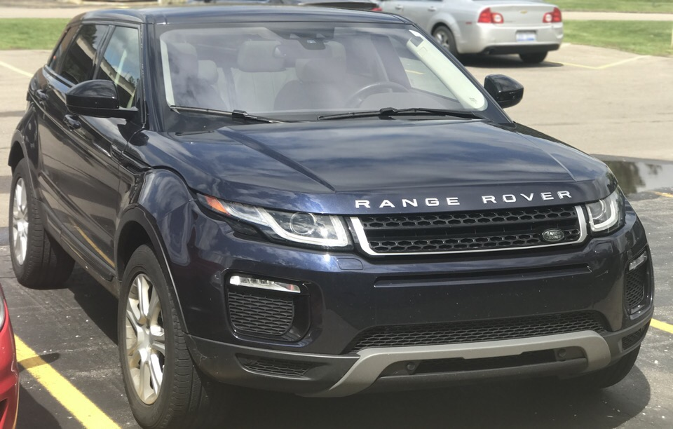 2016 Land Rover Range Rover Evoque - photo 0