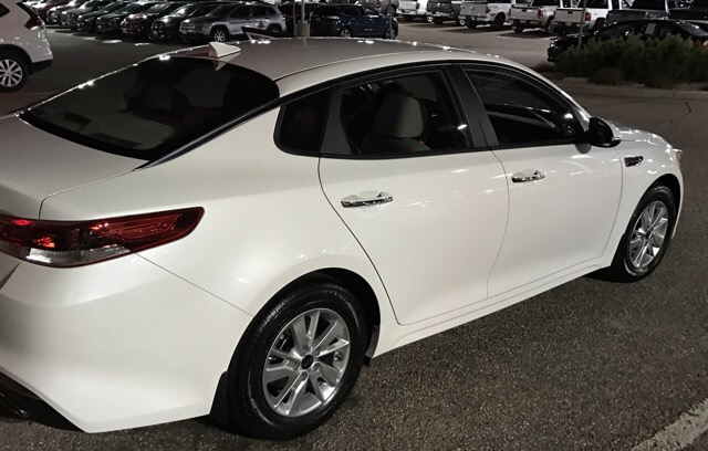 2016 Kia Optima - photo 1