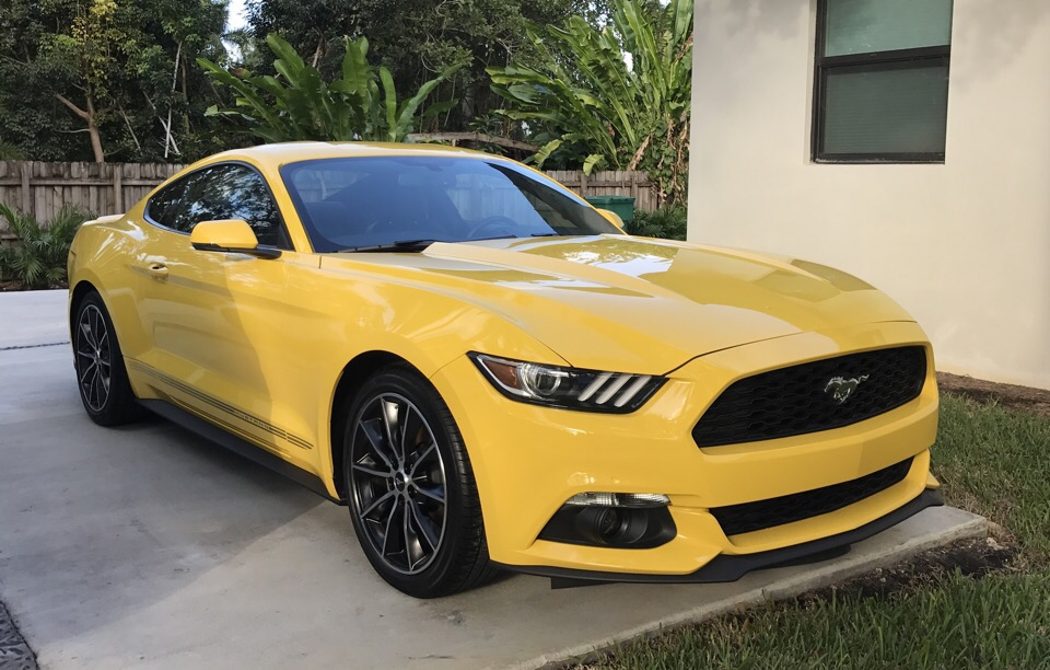 2016 Ford Mustang - photo 0