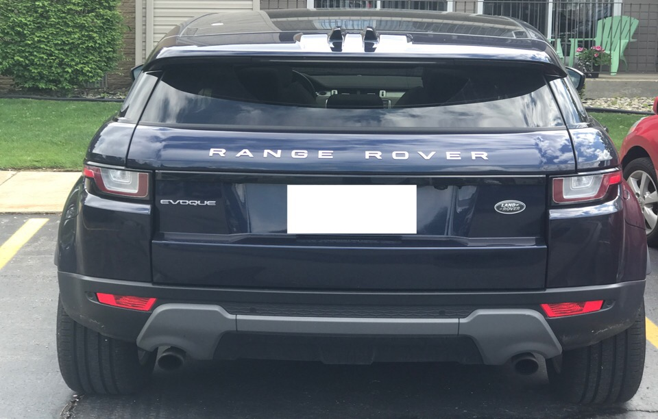 2016 Land Rover Range Rover Evoque - photo 3