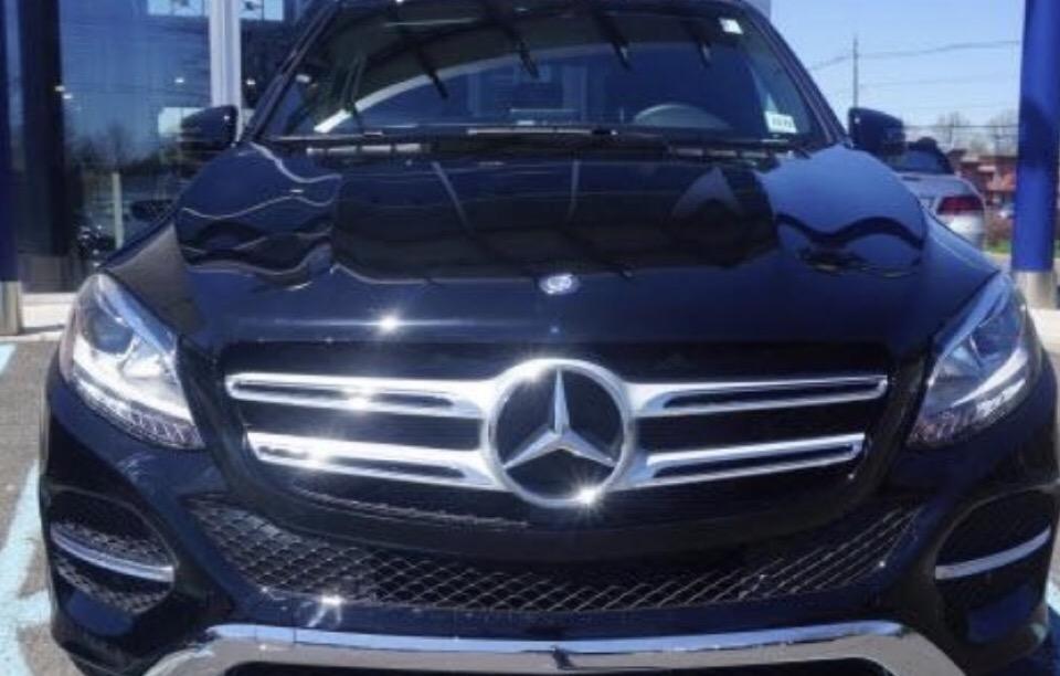 2017 Mercedes-Benz GLE - photo 3