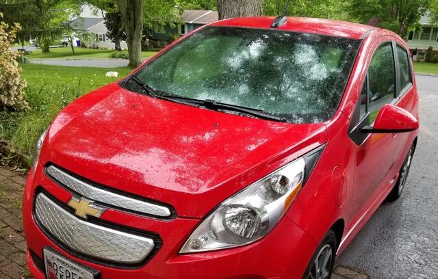 2016 Chevrolet Spark EV - photo 0