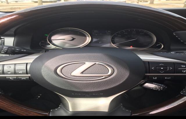 2017 Lexus ES 350 - photo 8