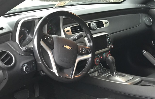 2015 Chevrolet Camaro - photo 3