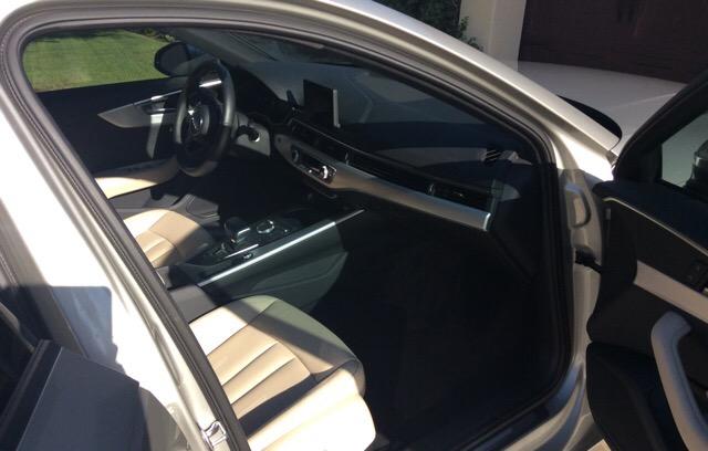 2017 Audi A4 - photo 6