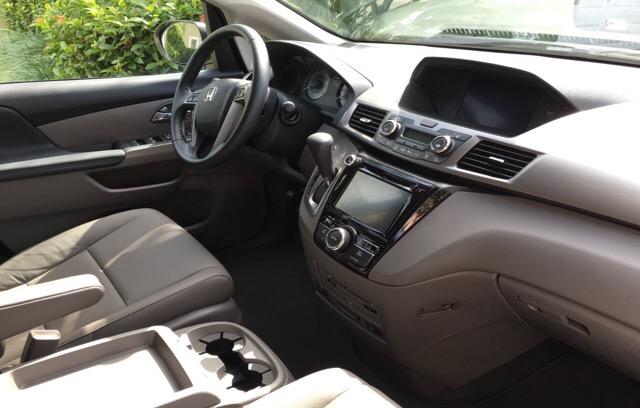 2016 Honda Odyssey - photo 1