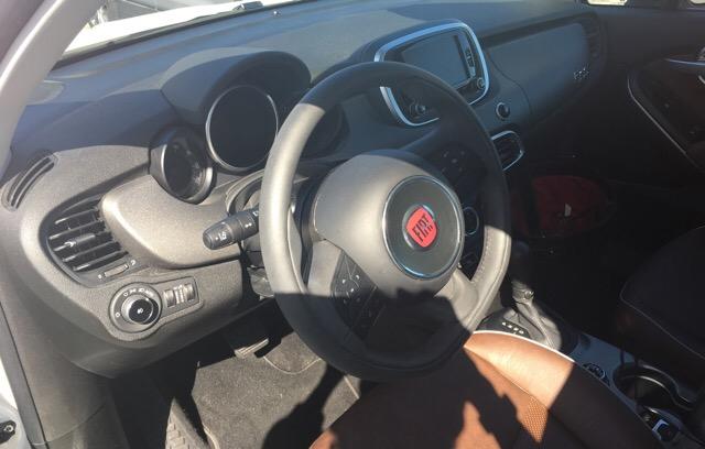 2016 FIAT 500X - photo 3
