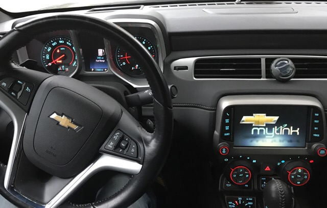 2015 Chevrolet Camaro - photo 4