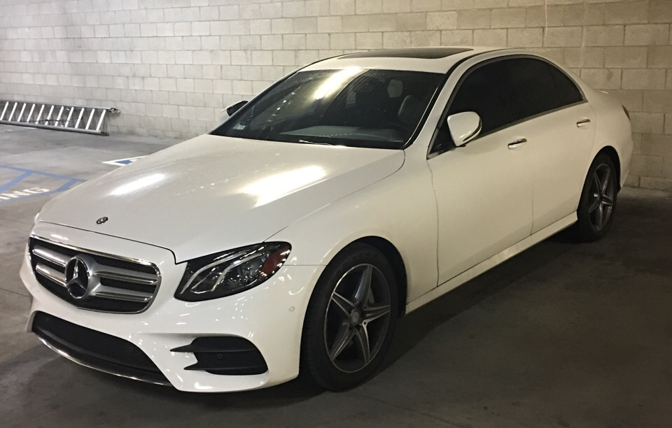 2017 Mercedes-Benz E-Class - photo 1