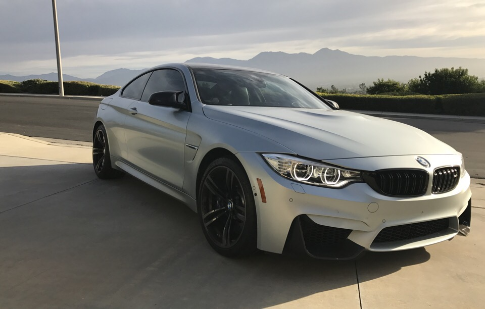 2016 BMW M4 - photo 2