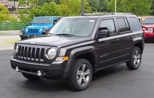 2017 Jeep Patriot - photo 2