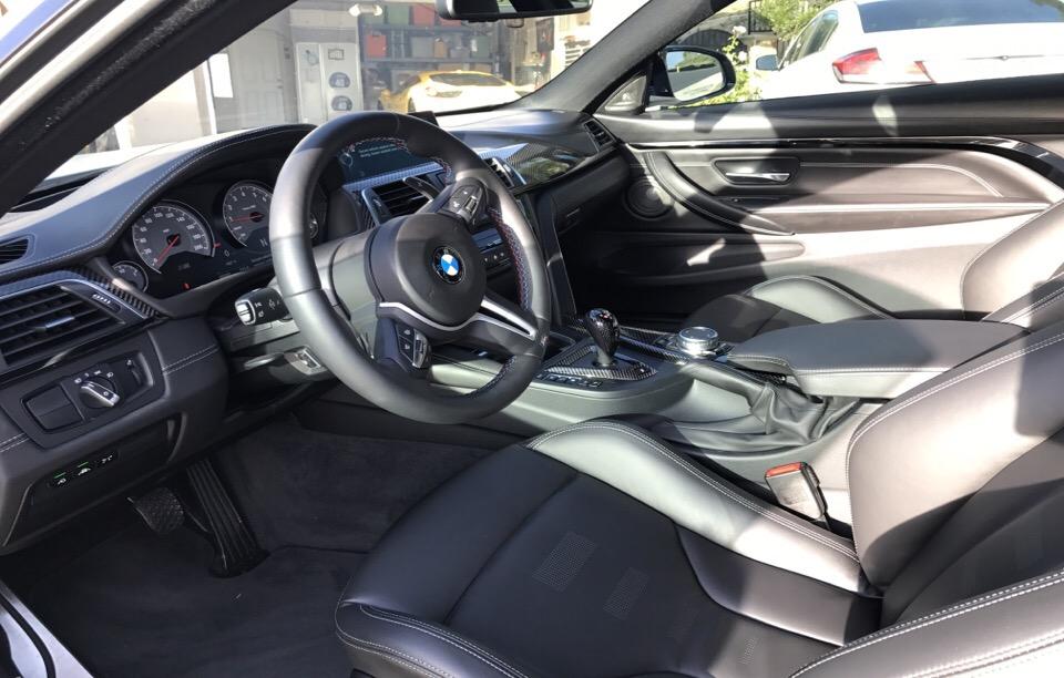 2016 BMW M4 - photo 5
