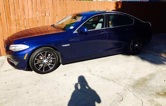 2011 BMW 5 Series - photo 0