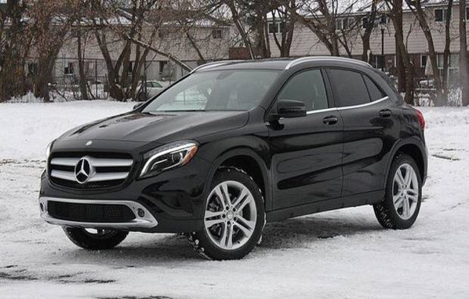 2015 Mercedes-Benz GLA - photo 1