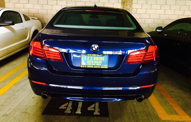 2011 BMW 5 Series - photo 3