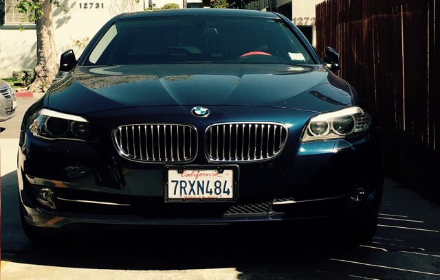 2011 BMW 5 Series - photo 2