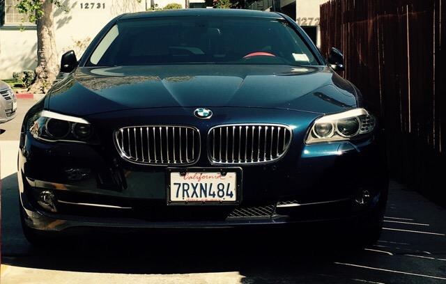 2011 BMW 5 Series - photo 2