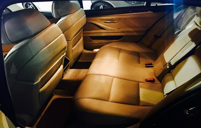 2011 BMW 5 Series - photo 5